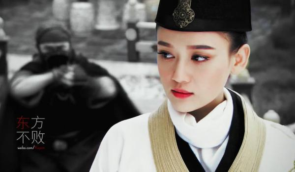 """Những """"cô nàng đẹp trai"""" số 1 của màn ảnh Hoa ngữ 4"""