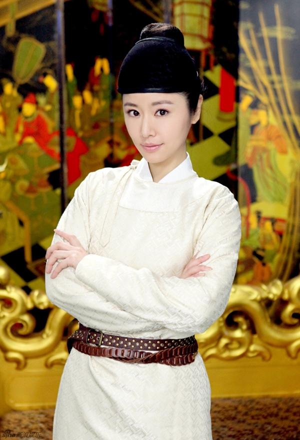 """Những """"cô nàng đẹp trai"""" số 1 của màn ảnh Hoa ngữ 11"""