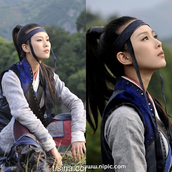 """Những """"cô nàng đẹp trai"""" số 1 của màn ảnh Hoa ngữ 16"""