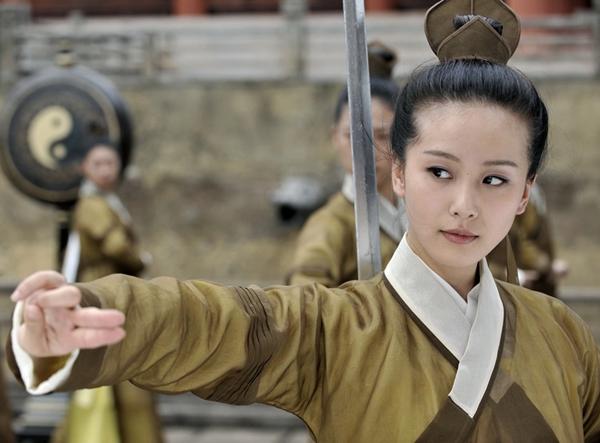 """Những """"cô nàng đẹp trai"""" số 1 của màn ảnh Hoa ngữ 15"""