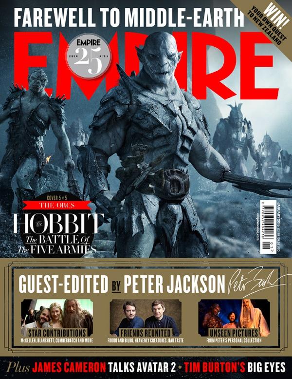 """Rồng ác """"The Hobbit 3"""" nhấn chìm tất cả trong biển lửa 10"""