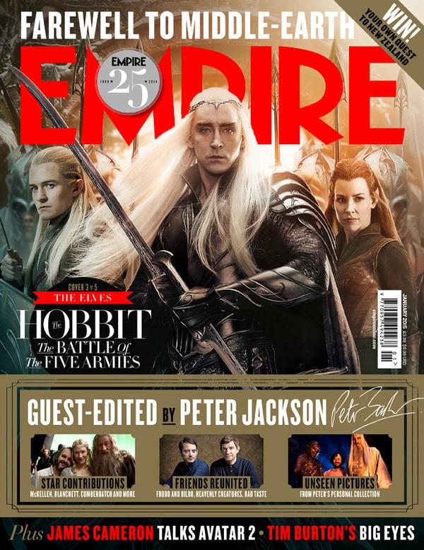 """Rồng ác """"The Hobbit 3"""" nhấn chìm tất cả trong biển lửa 8"""