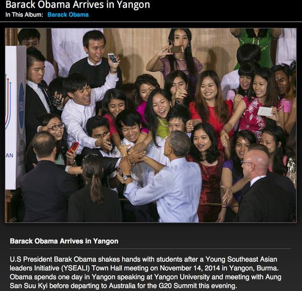Bảng thành tích khủng của chàng SV Việt từng được gặp tổng thống Obama 15