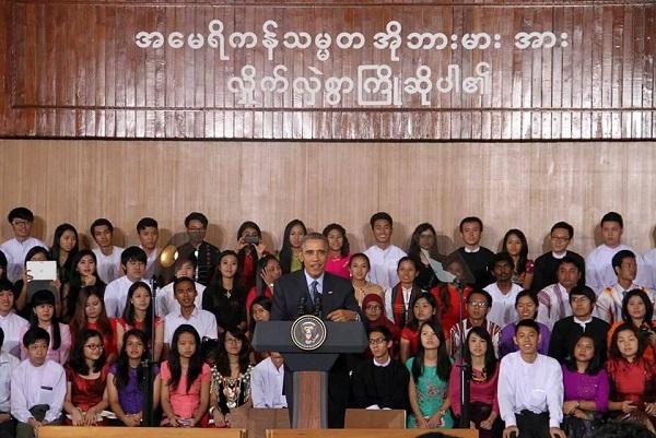 Bảng thành tích khủng của chàng SV Việt từng được gặp tổng thống Obama 14