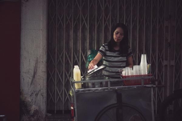 Chùm ảnh: Nhịp sống của người Sài Gòn vào buổi sáng sớm 3