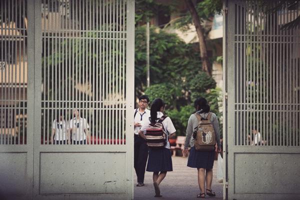 Chùm ảnh: Nhịp sống của người Sài Gòn vào buổi sáng sớm 15