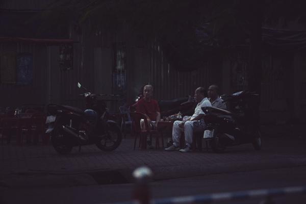Chùm ảnh: Nhịp sống của người Sài Gòn vào buổi sáng sớm 6