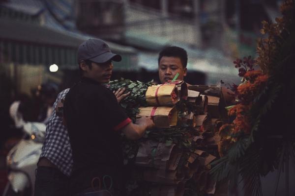 Chùm ảnh: Nhịp sống của người Sài Gòn vào buổi sáng sớm 5