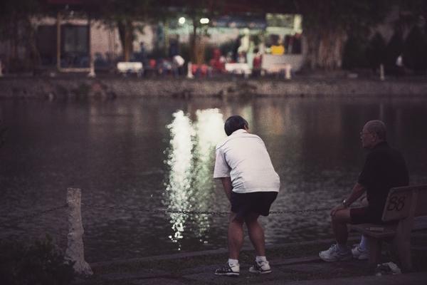 Chùm ảnh: Nhịp sống của người Sài Gòn vào buổi sáng sớm 9