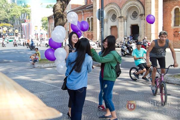 Màn cầu hôn bất ngờ của chàng trai trong hội Biker Sài Gòn 4