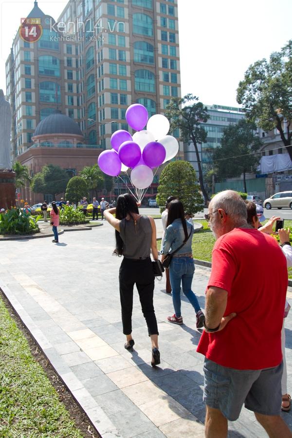 Màn cầu hôn bất ngờ của chàng trai trong hội Biker Sài Gòn 5