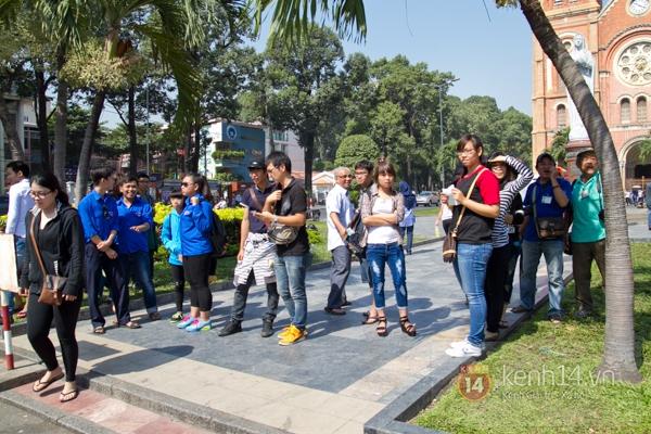 Màn cầu hôn bất ngờ của chàng trai trong hội Biker Sài Gòn 11