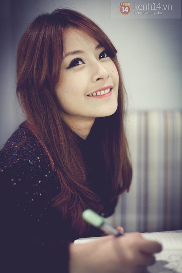 "Chi Pu - Hot girl siêu ""hot"" năm qua 2"
