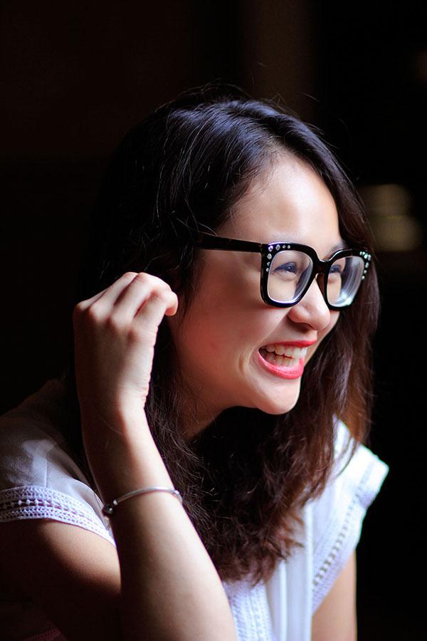Thiện Thanh - cô con gái xinh xắn và đáng yêu của diva Thanh Lam 5