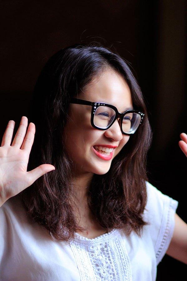 Thiện Thanh - cô con gái xinh xắn và đáng yêu của diva Thanh Lam 6