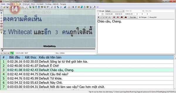 Cận cảnh công việc làm sub phim cực thú vị của teen Việt 4