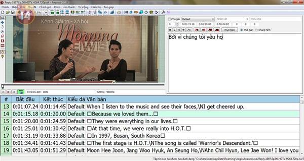 Cận cảnh công việc làm sub phim cực thú vị của teen Việt 3