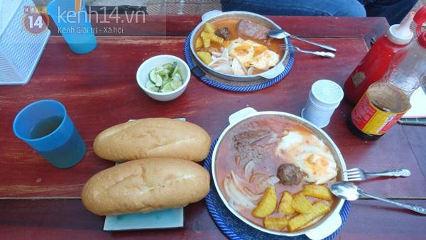 Hà Nội: Đi ăn bánh mì chảo vừa lạ vừa ngon 2