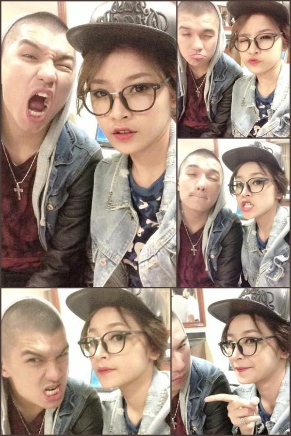 Chuyện tình 3 năm của Chi Pu - Cường Seven, cặp đôi hot nhất với teen Việt 16