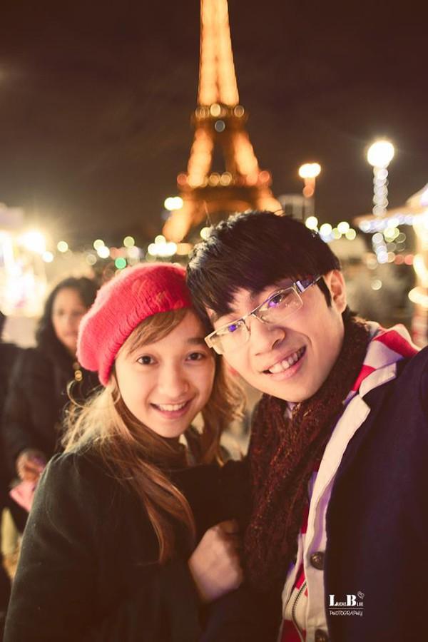 """Những cặp đôi """"chị-em"""" trong giới hot teen Việt 7"""