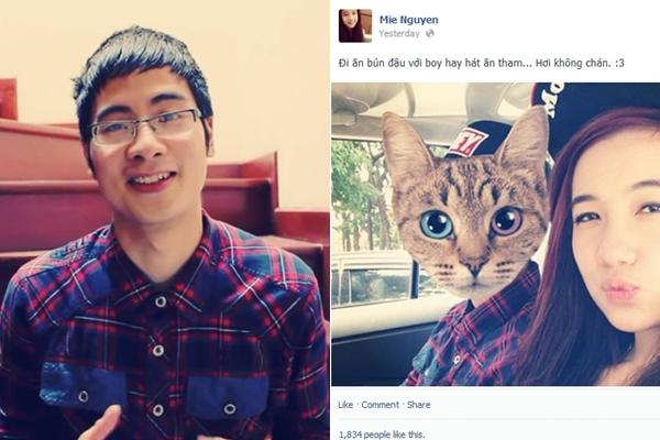Xôn xao vì thông tin JVevermind đang hẹn hò với hot girl Mie 5