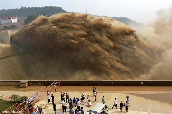 Khung cảnh kỳ vĩ của dòng nước hung bạo bậc nhất thế giới  4