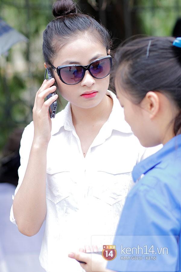 Nữ sinh dự thi Đại Học Sân khấu điện ảnh Hà Nội: Xinh cực là xinh! 5