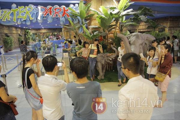 Teen Hà Thành đổ xô đến trung tâm mua sắm dưới lòng đất dịp cuối tuần 15