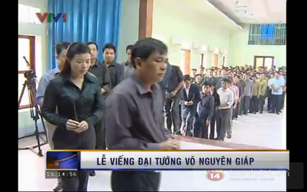 Hết giờ Lễ viếng Quốc tang, nhiều người dân vẫn xếp hàng vào viếng Đại tướng 162