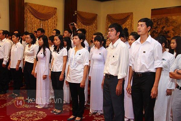 TP.HCM: Không khí trang nghiêm và đầy cảm động trong lễ viếng Đại tướng 75