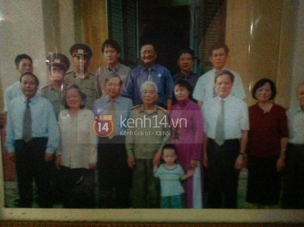 Không khí tiếc thương tại nhà Đại tướng Võ Nguyên Giáp ở Quảng Bình 14