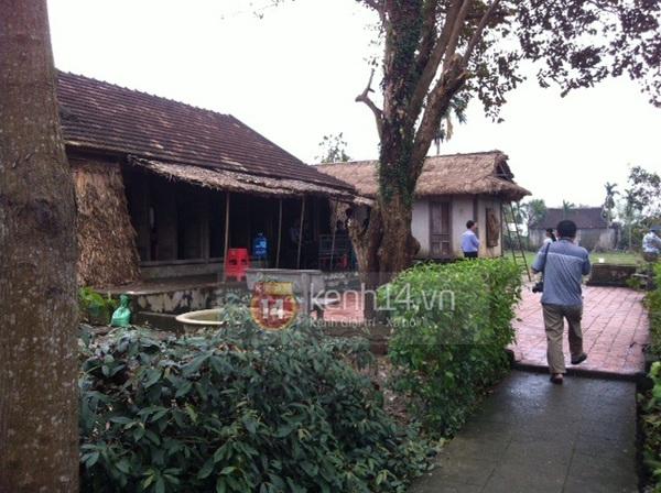 Không khí tiếc thương tại nhà Đại tướng Võ Nguyên Giáp ở Quảng Bình 2