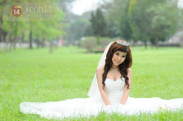 Tuệ Nghi - nữ giám đốc 21 tuổi xinh đẹp và bản lĩnh 11