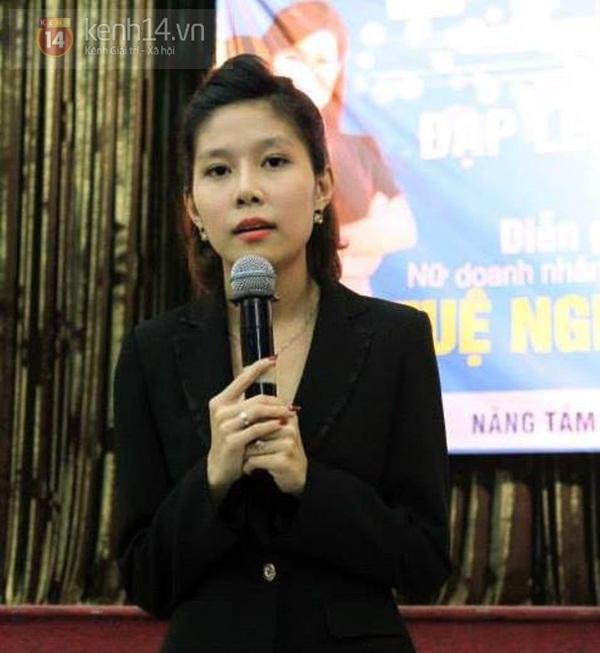 Tuệ Nghi - nữ giám đốc 21 tuổi xinh đẹp và bản lĩnh 6