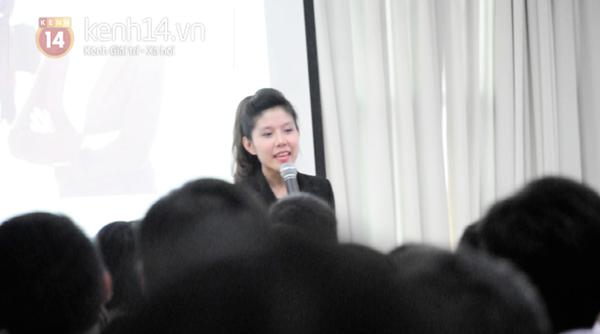 Tuệ Nghi - nữ giám đốc 21 tuổi xinh đẹp và bản lĩnh 13