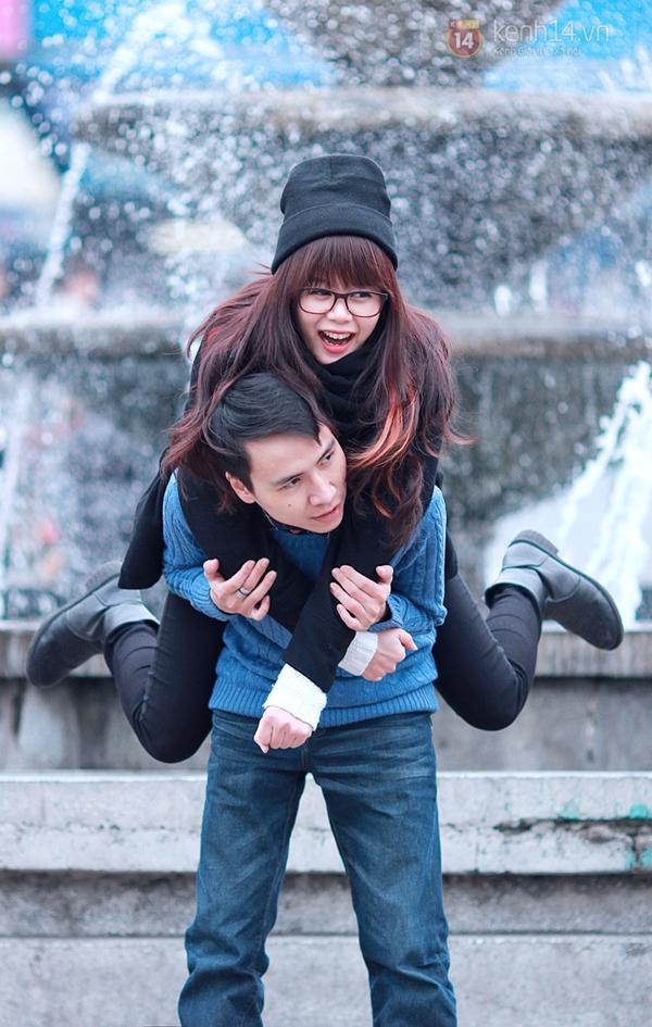 Cặp đôi siêu hot An Nguy - Toàn Shinoda lần đầu công khai chuyện tình yêu 5