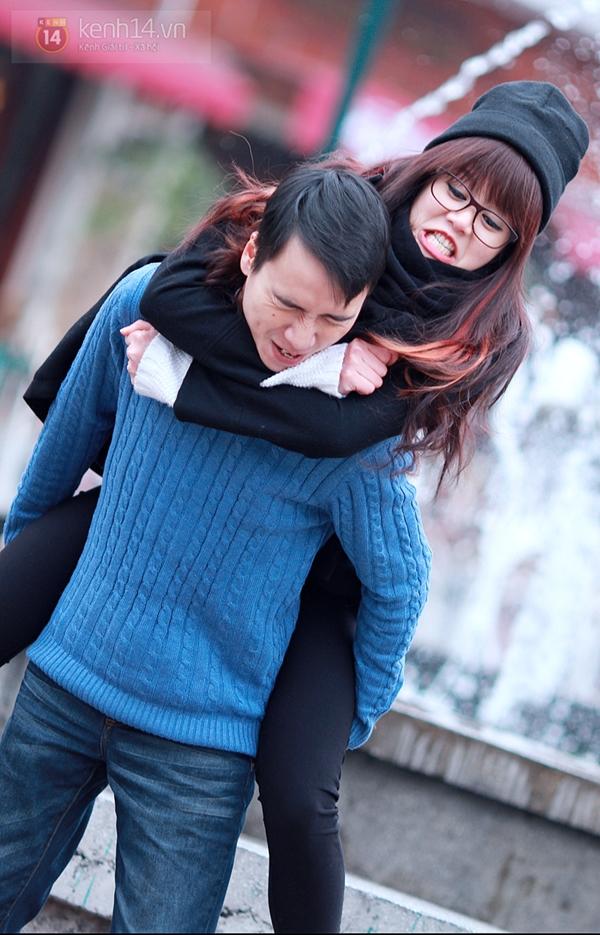 Cặp đôi siêu hot An Nguy - Toàn Shinoda lần đầu công khai chuyện tình yêu 12