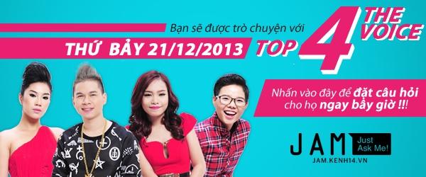 """Khán giả dự đoán Cát Tường đăng quang """"The Voice Việt 2013"""" 7"""