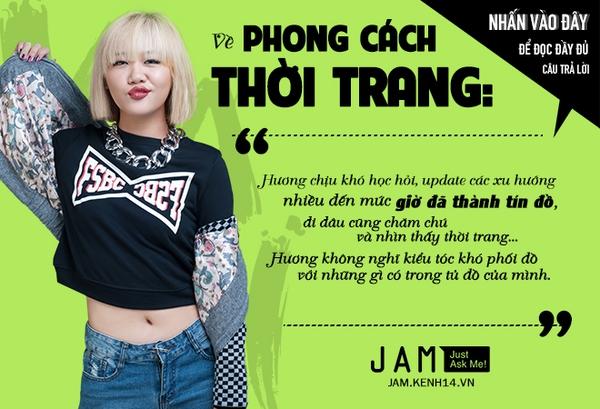 Văn Mai Hương lần đầu chính thức nói về chuyện tình cảm với Sơn Tùng M-TP 20