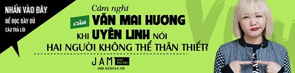 Văn Mai Hương lần đầu chính thức nói về chuyện tình cảm với Sơn Tùng M-TP 13