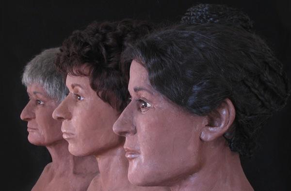 Vẻ đẹp tái tạo từ xác ướp Ai Cập 2.000 năm tuổi 3