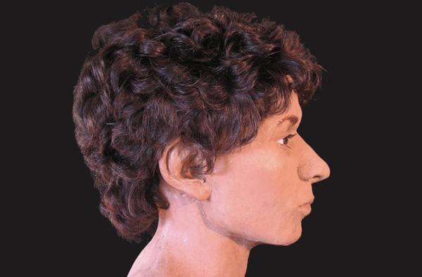 Vẻ đẹp tái tạo từ xác ướp Ai Cập 2.000 năm tuổi 6
