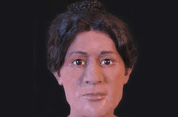 Vẻ đẹp tái tạo từ xác ướp Ai Cập 2.000 năm tuổi 7