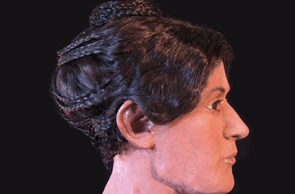 Vẻ đẹp tái tạo từ xác ướp Ai Cập 2.000 năm tuổi 8