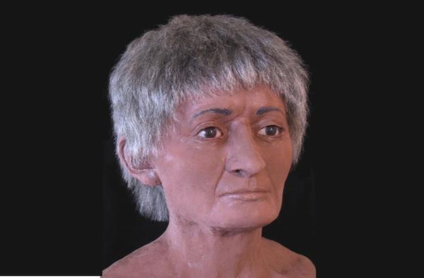 Vẻ đẹp tái tạo từ xác ướp Ai Cập 2.000 năm tuổi 10
