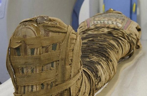 Vẻ đẹp tái tạo từ xác ướp Ai Cập 2.000 năm tuổi 1