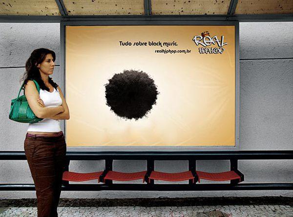 Độc đáo những ý tưởng quảng cáo ở bến xe bus 7
