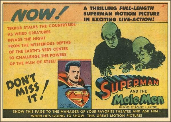 Superman - hình tượng siêu nhân qua các thời kỳ 5