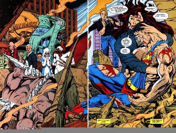 Superman - hình tượng siêu nhân qua các thời kỳ 7