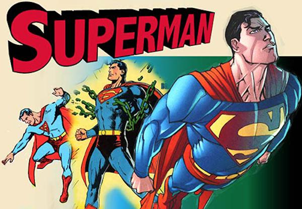 Superman - hình tượng siêu nhân qua các thời kỳ 1